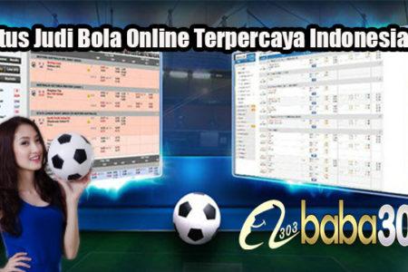 Baba303 - Situs Judi Bola Online Terpercaya Indonesia